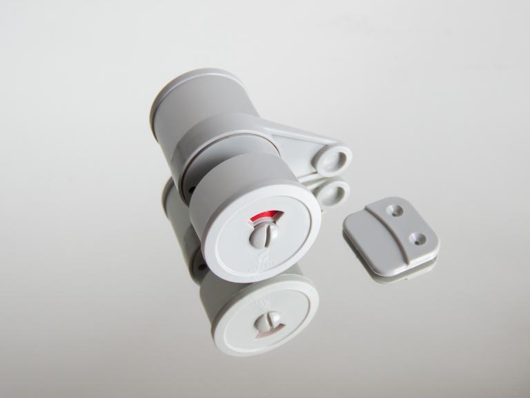 Zamki do kabin toaletowych