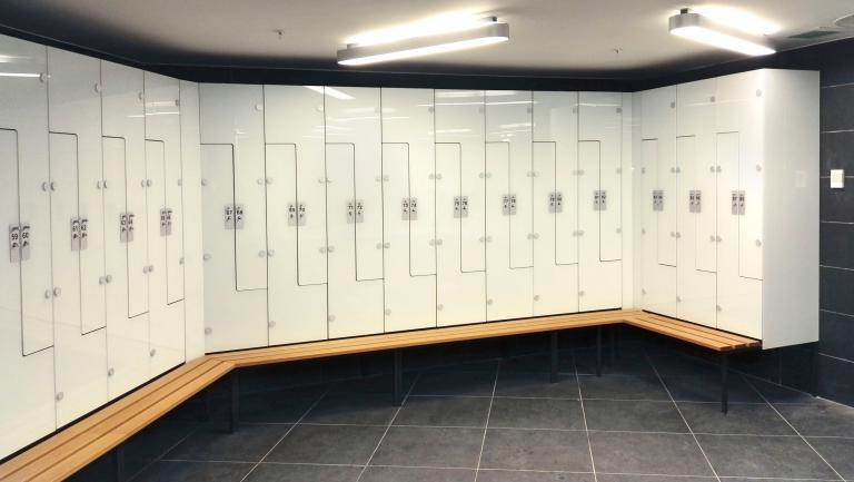 Premium cabinets