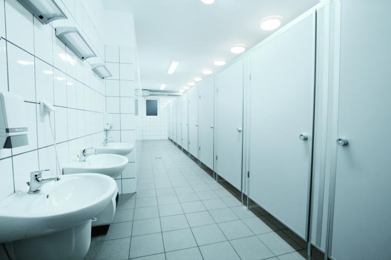 Eridani toilet cabins