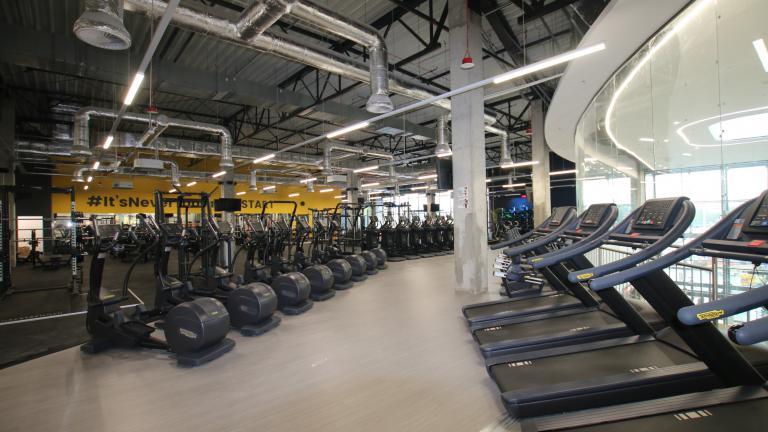 Equipment of sports facilities