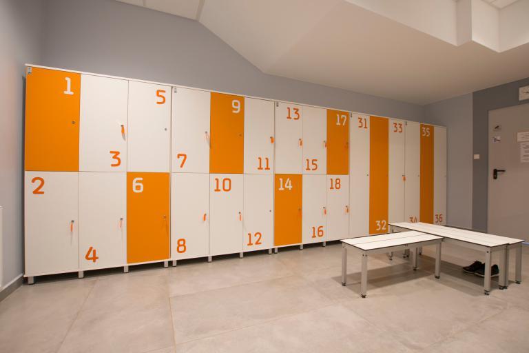 Social lockers